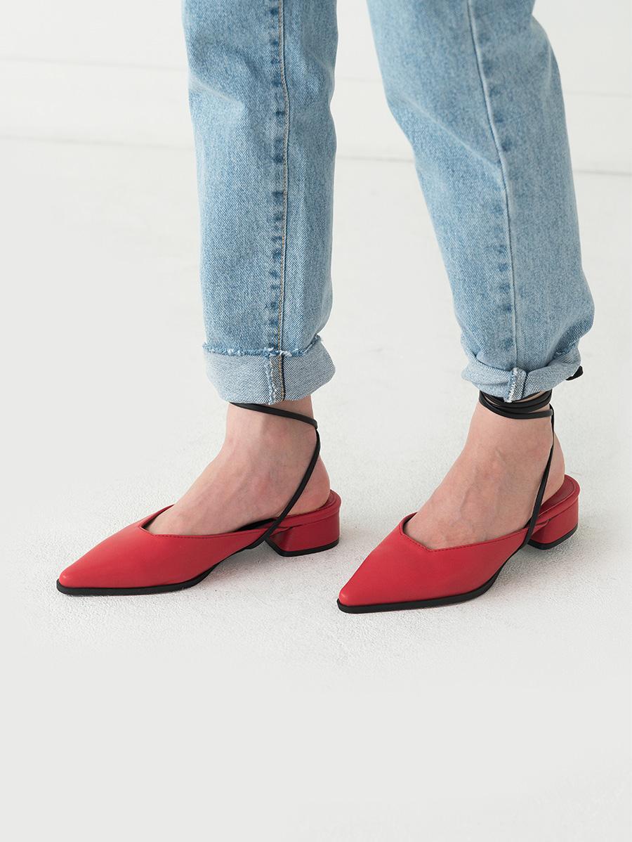 stylish lace-up shoes