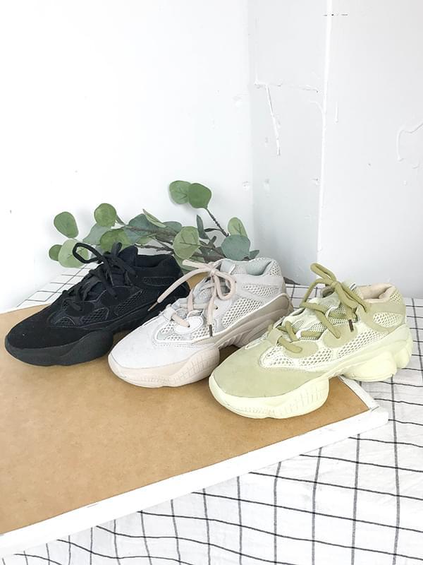 Chiffon Ugly sneakers