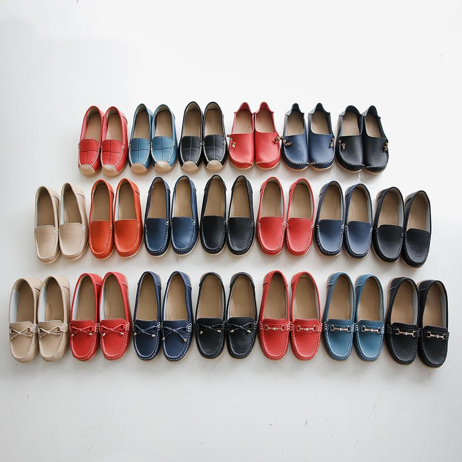 Kelton's loafers 6 types 1