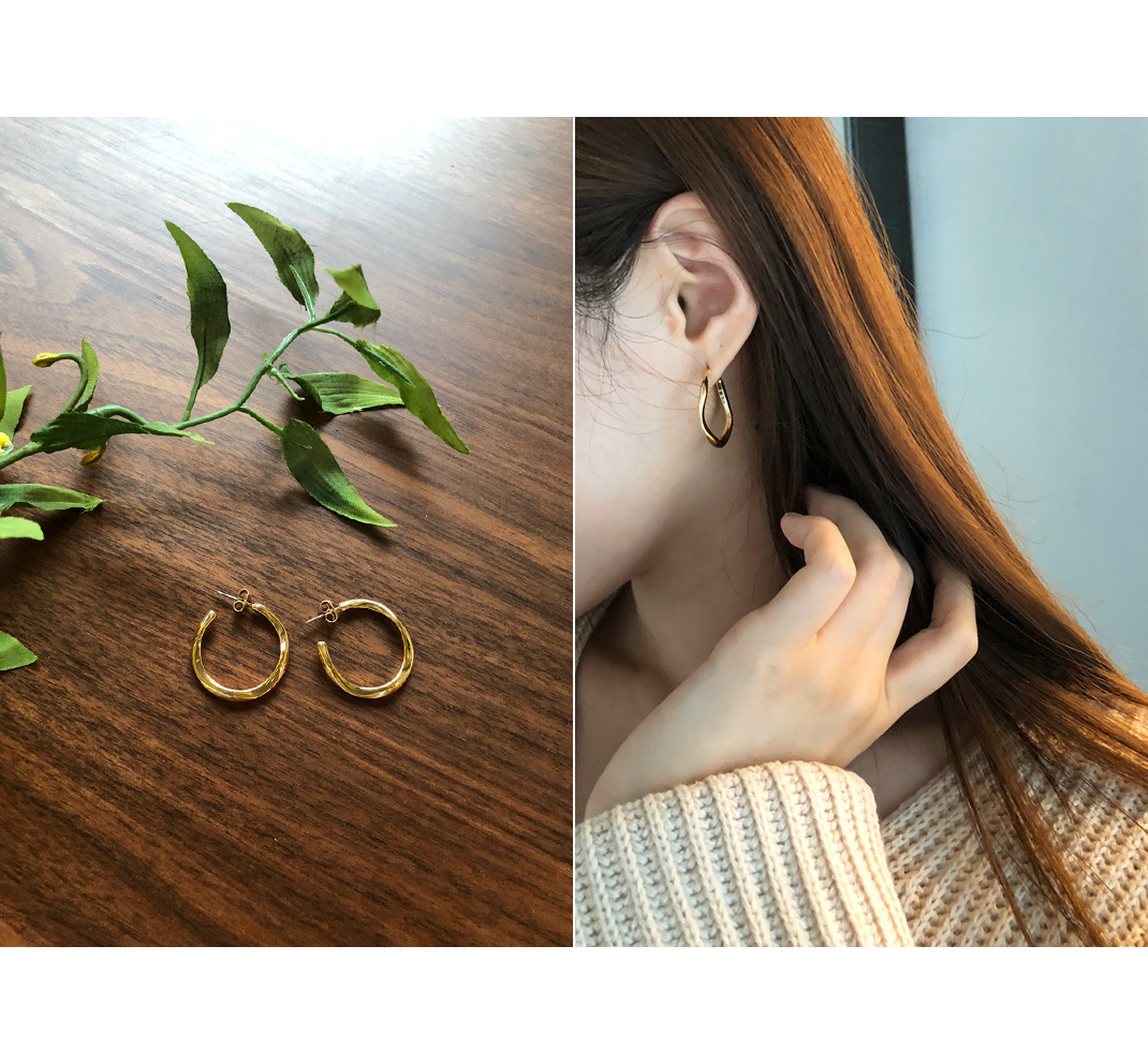 Mood The Day Earrings