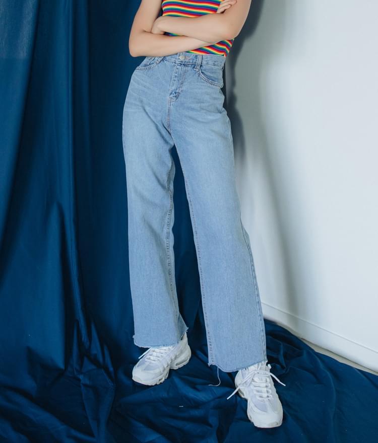 Summer Wide Date Pants