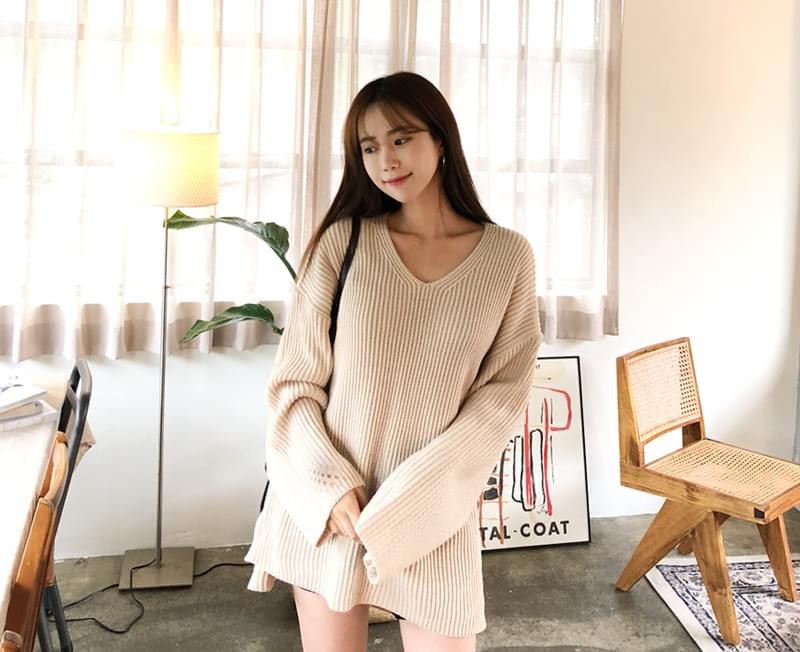 Relief Pitch Knit