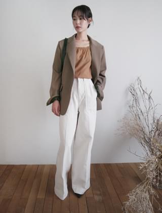 mannish standard jacket (3colors)