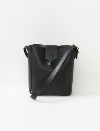 square soft leather bag (3colors)