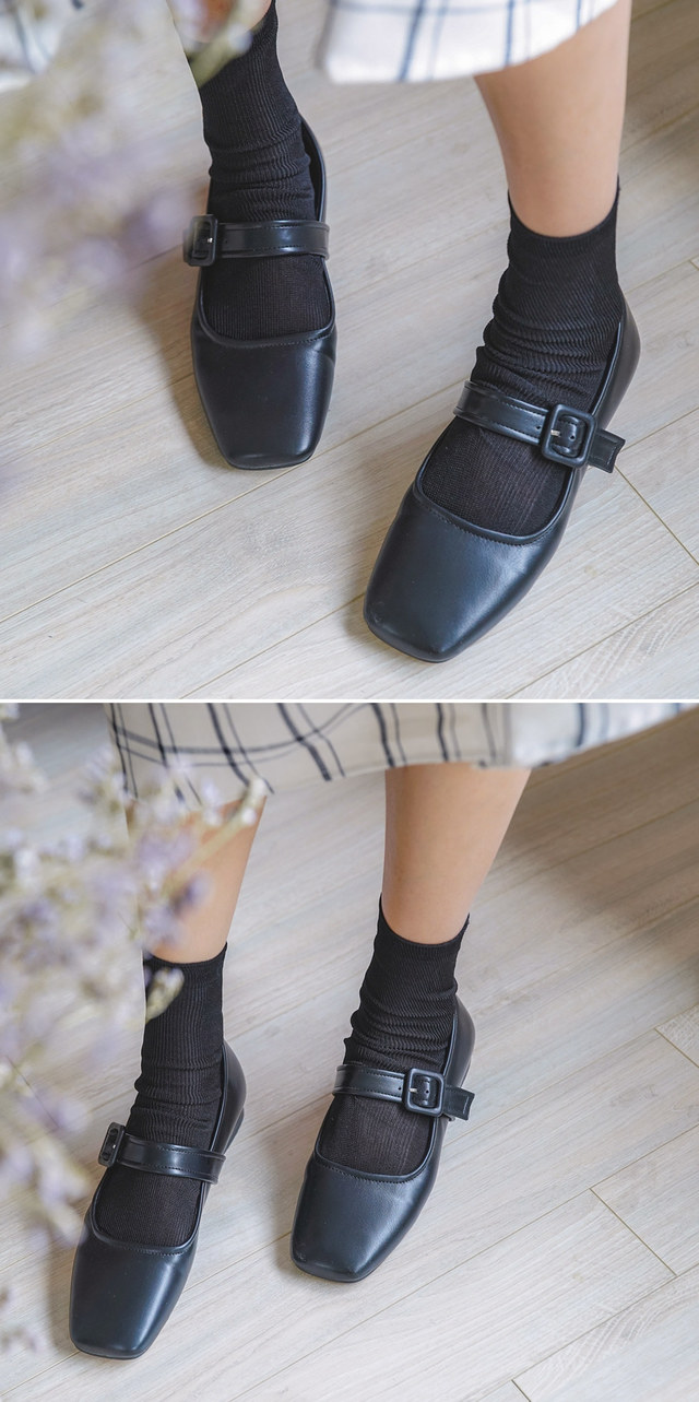 Lovely Strap Shoes