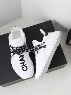 Charlotte Knit Sneakers 3cm