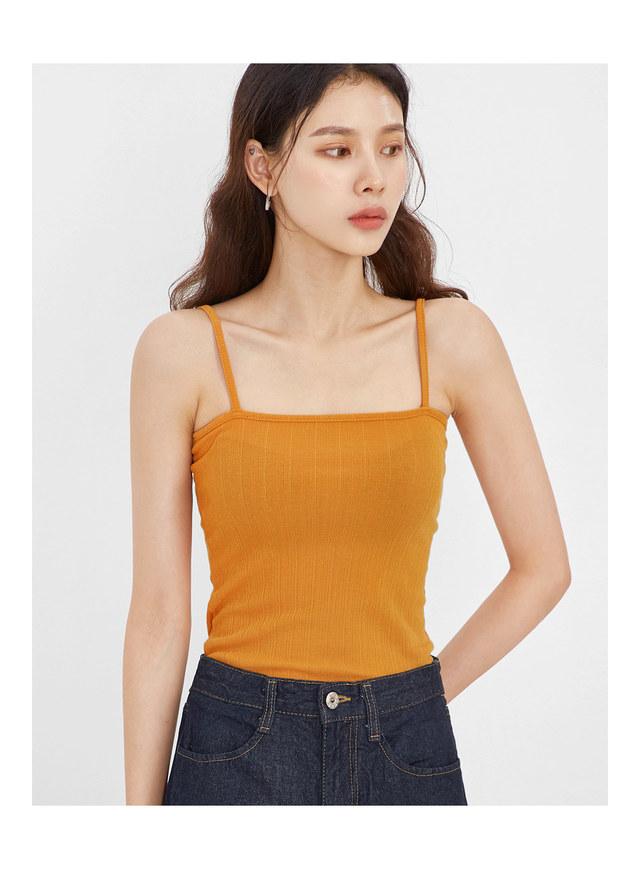 mark color sleeveless