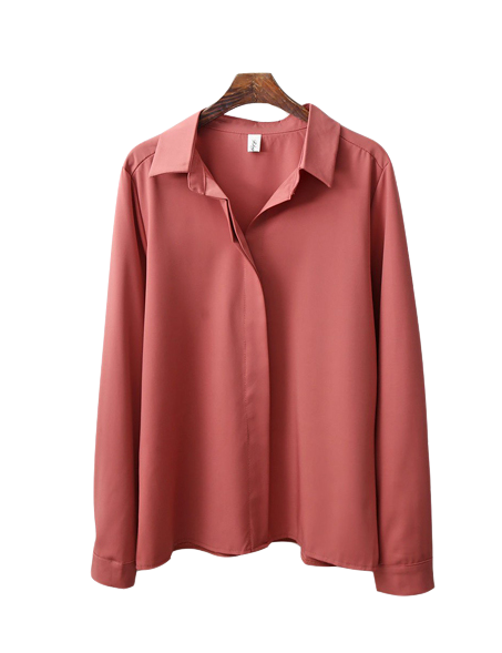 Autumn blouse woman shirt