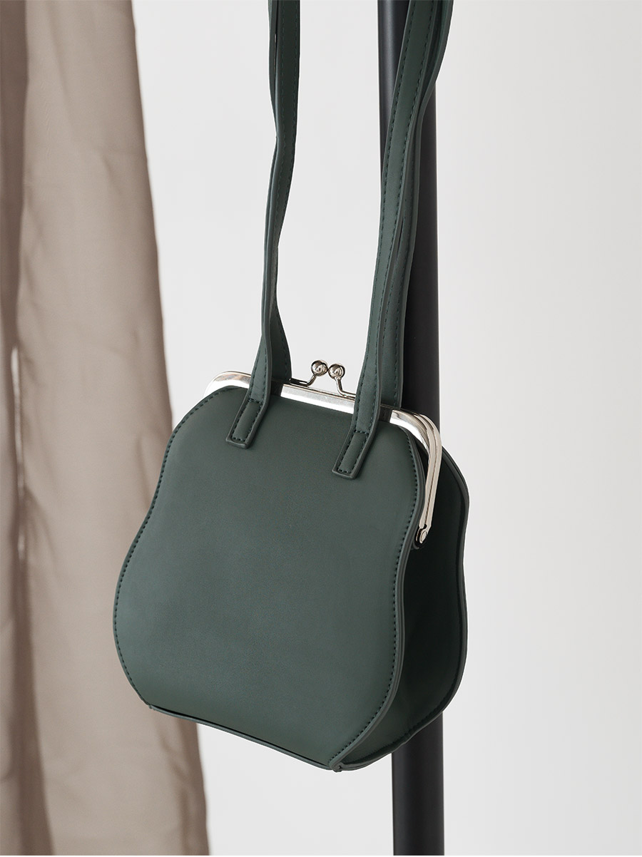 two strap point cross bag
