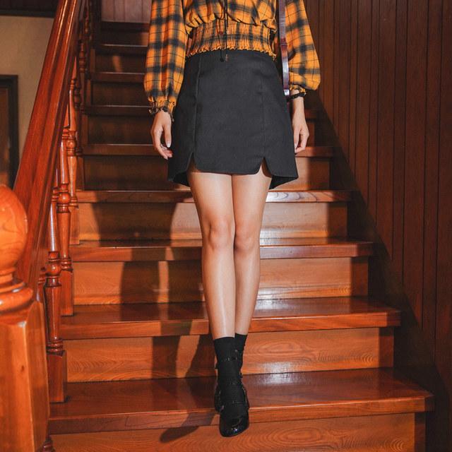 Touch skirt