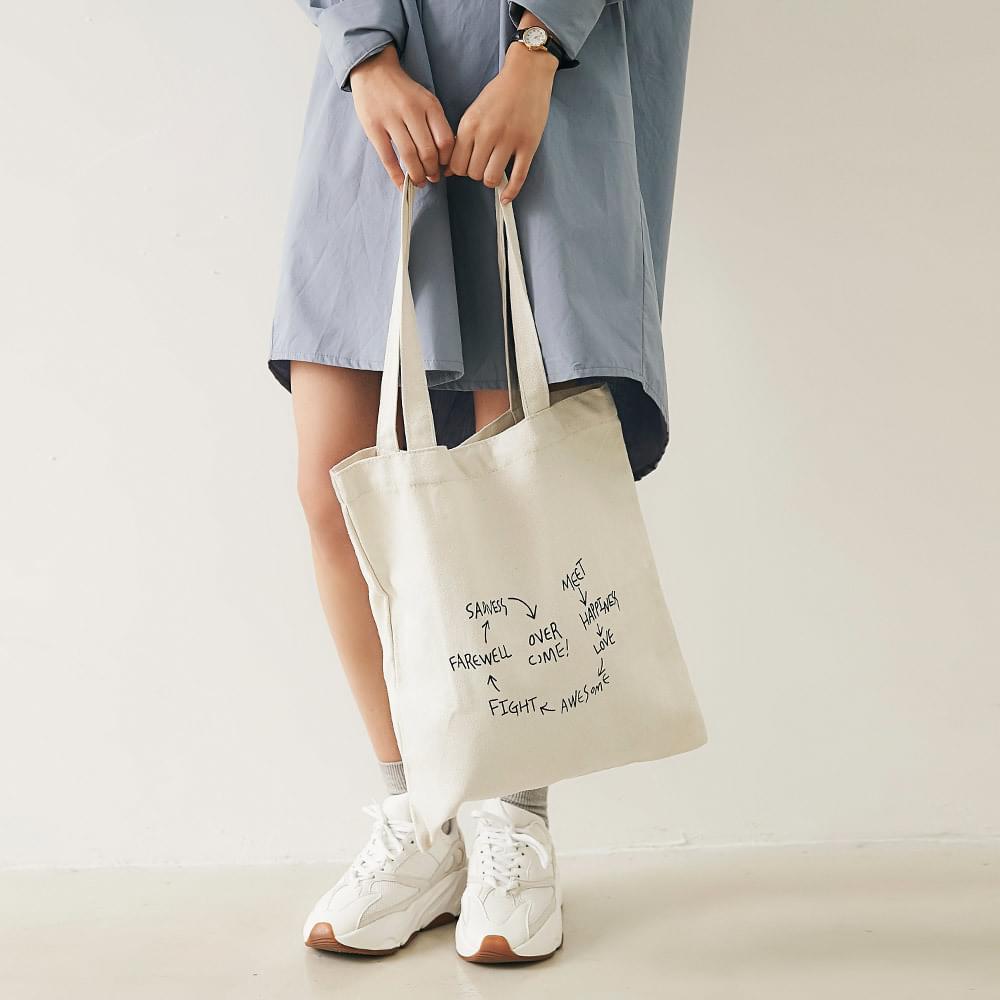 Love Step Eco Bag