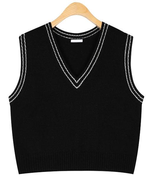 other vintage wool vest