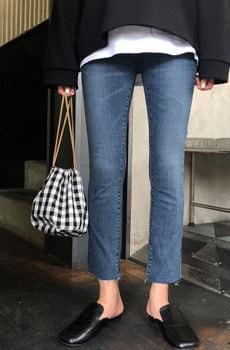 Borup - Cropped pants