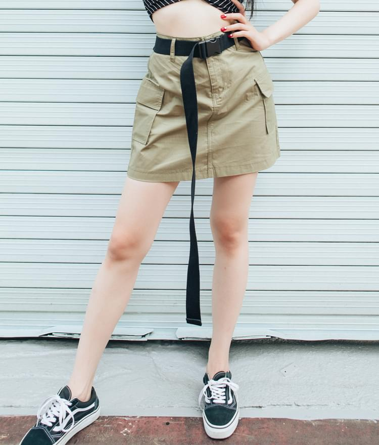 5193 Cargo Skirt