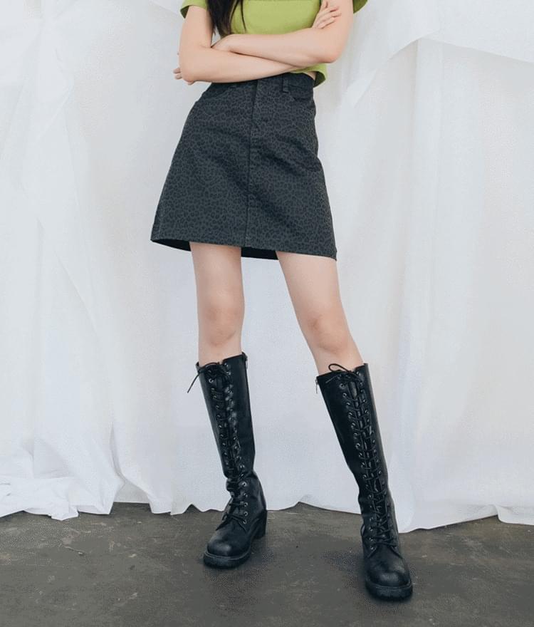 Hopi Button Skirt