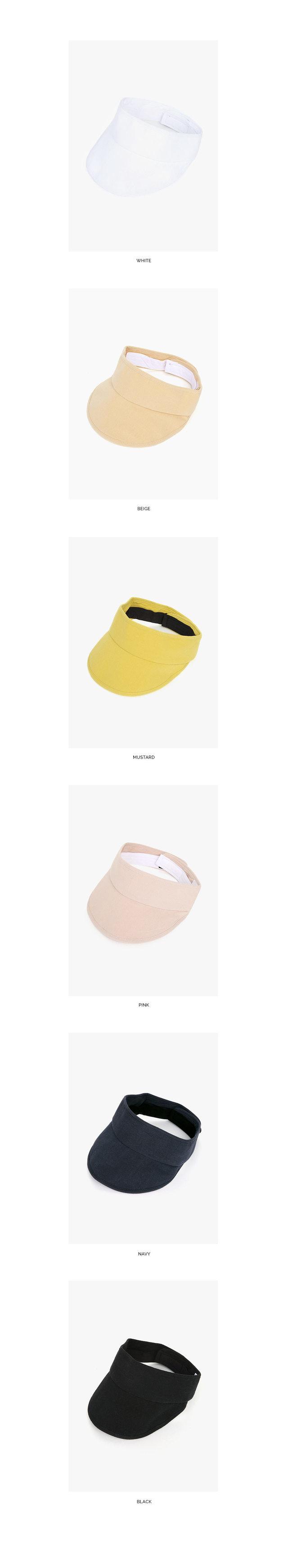 ov cotton sun cap