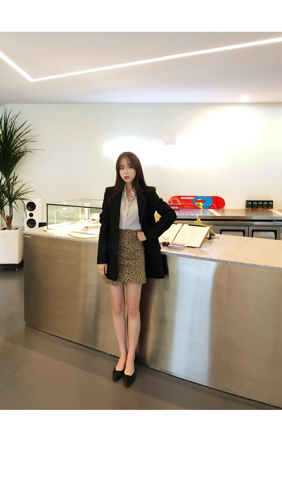 Lucy Basic Jacket