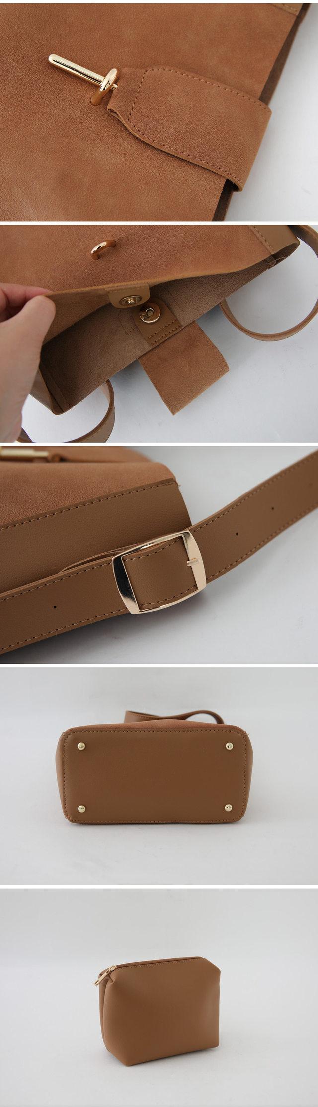 Diesel Ron shoulder bag