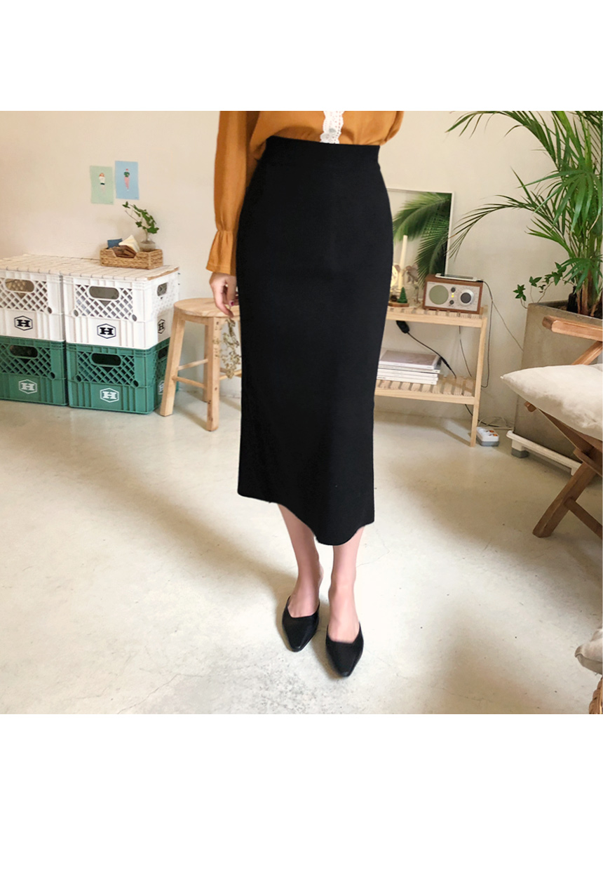 Amy Knit Skirt