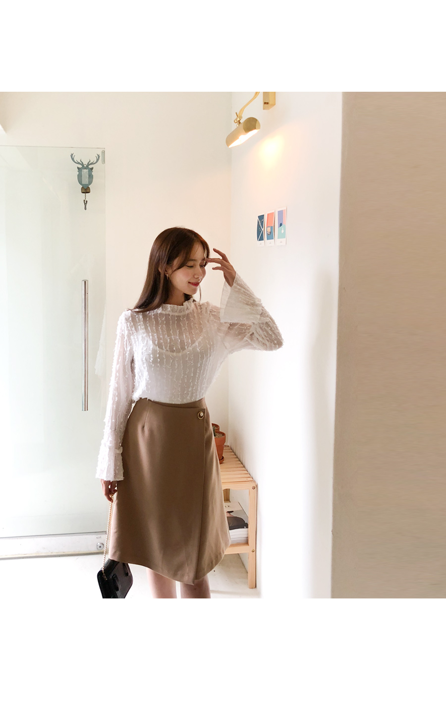 Atmosphere her skirt
