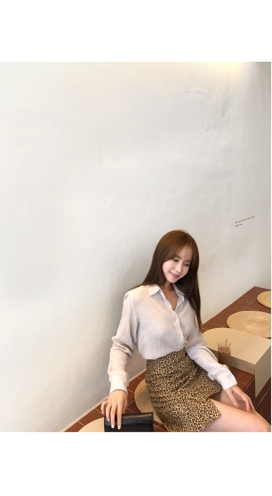 Log soft shirt
