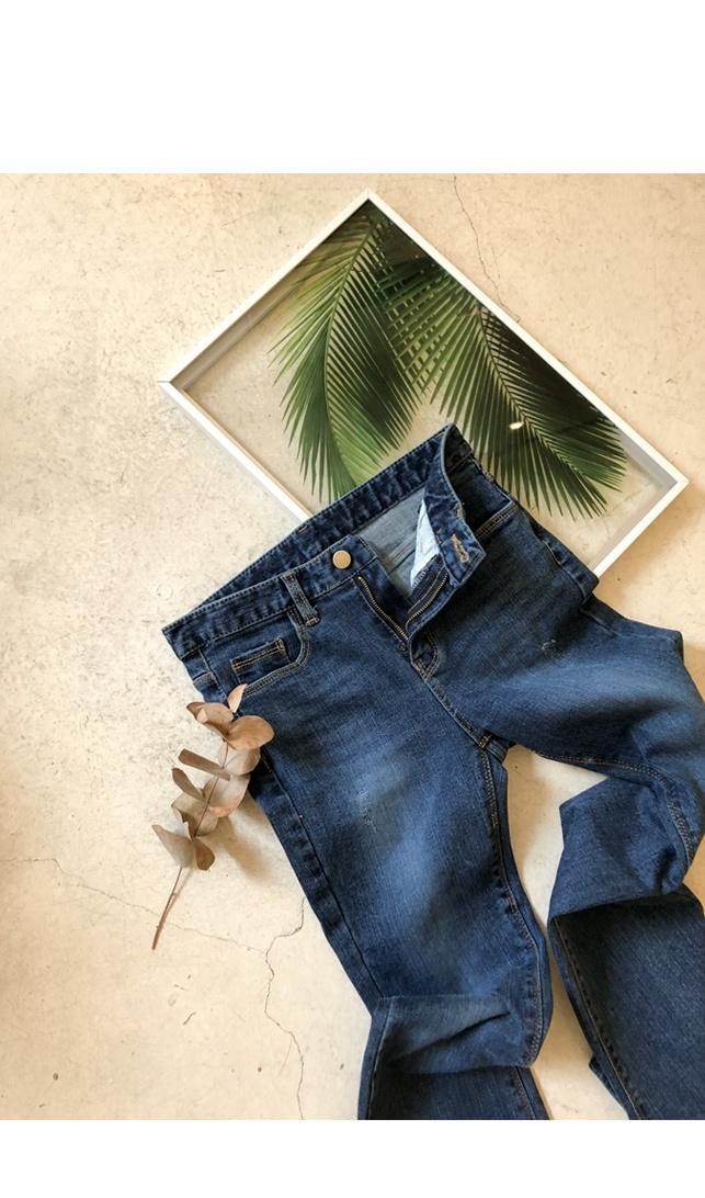Stylish basic pants