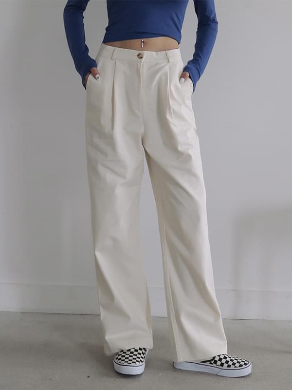 Maxi Light Cotton Pants