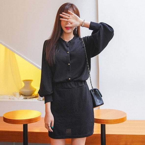 Morning skirt set
