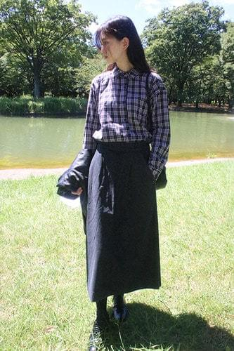 faultlessness skirt (2colors)