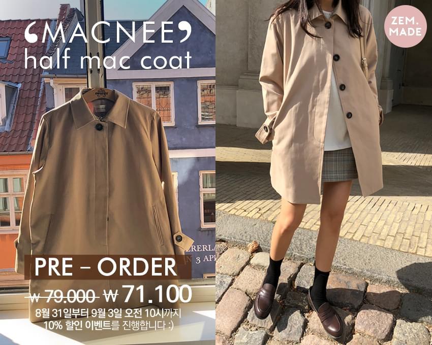 Self-produced / Macnee-Half McCourt