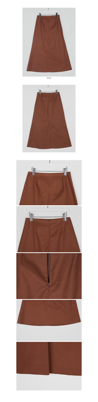 classic long skirt (2colors)