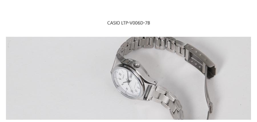 CASIO LTP-V006D-7B (size : one)
