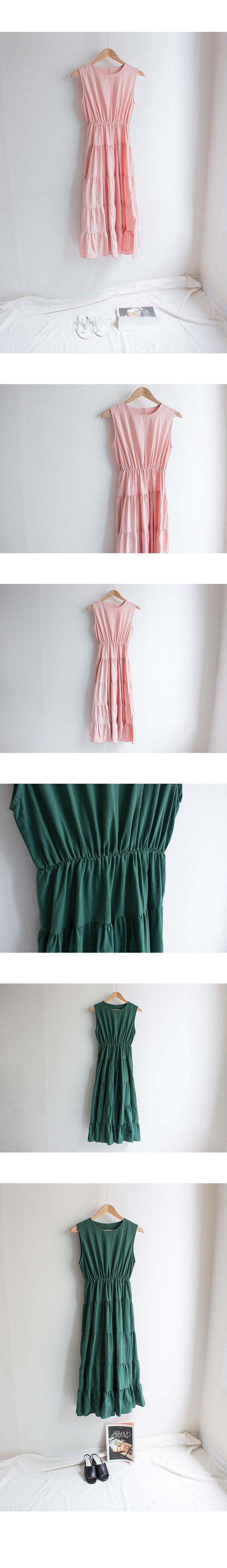Long Sleeve Momu Linen Sleeveless