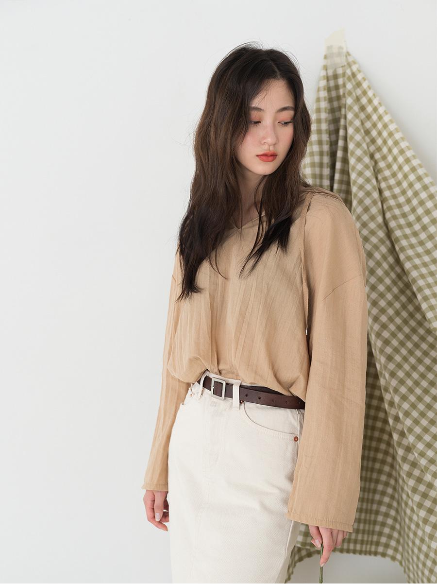 clean h-line skirt