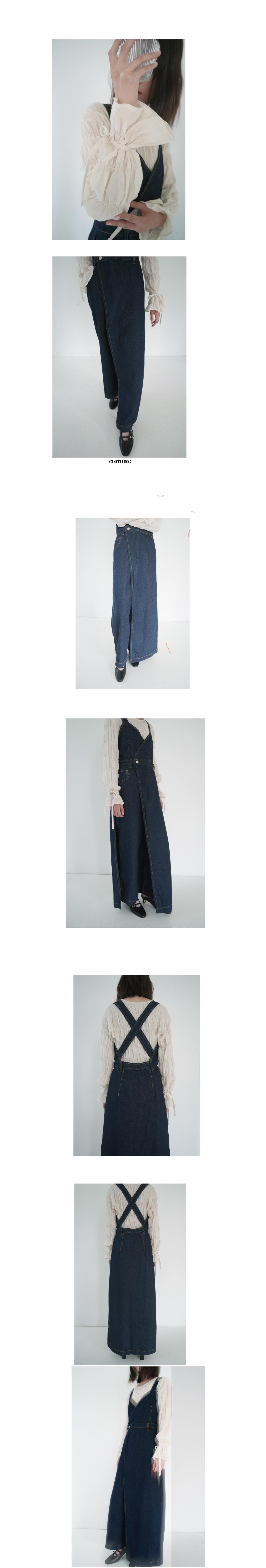rimple texture blouse (2colors)