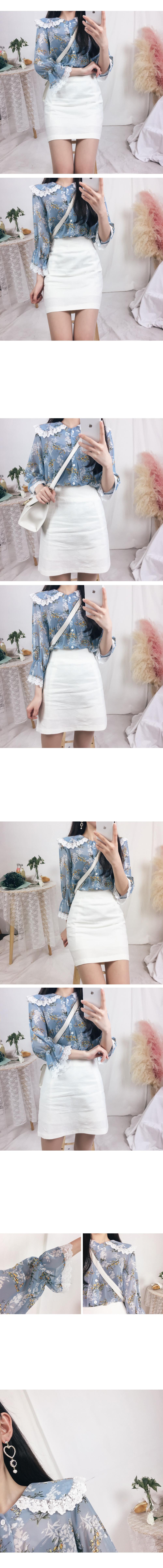 Coco basic skirt (sk1197)