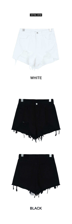 Stylish Cut Hot Pants