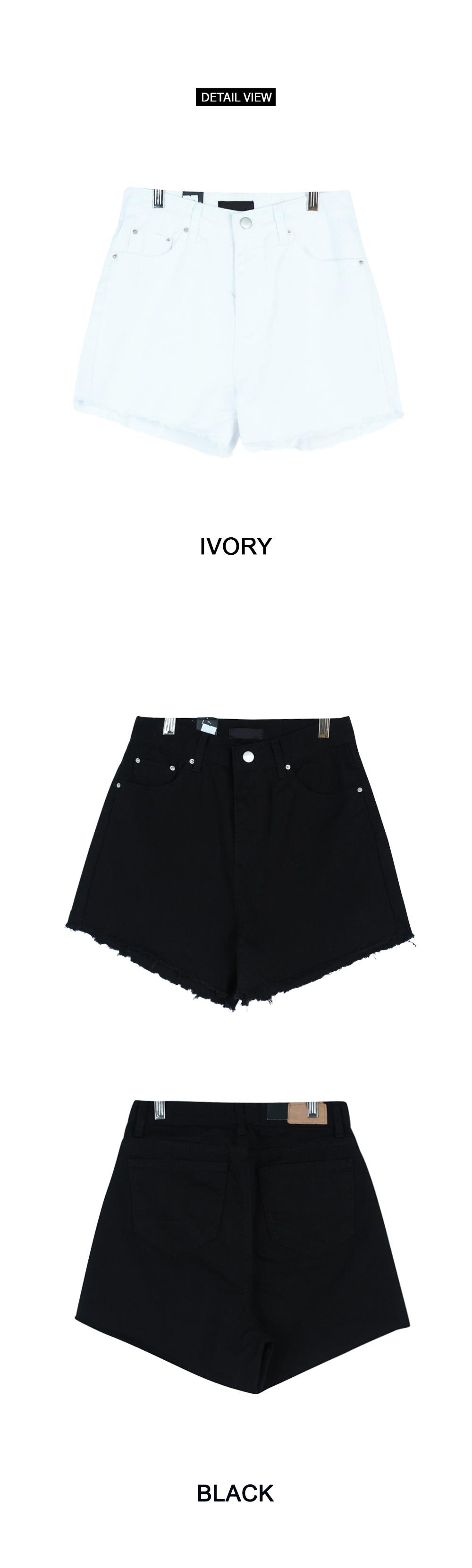 Daily Cutting Short Pants (pt1373)
