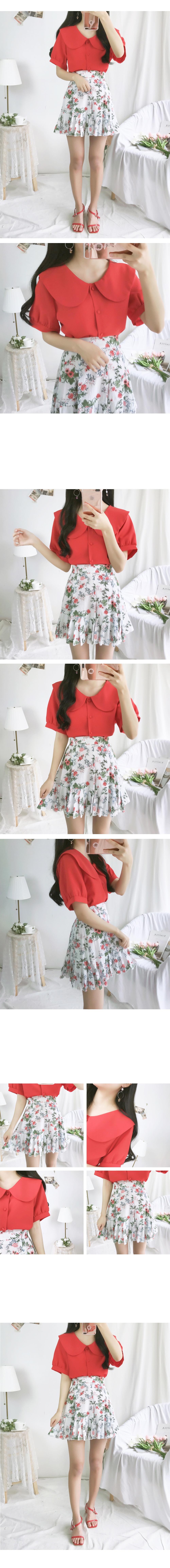 Florist skirt