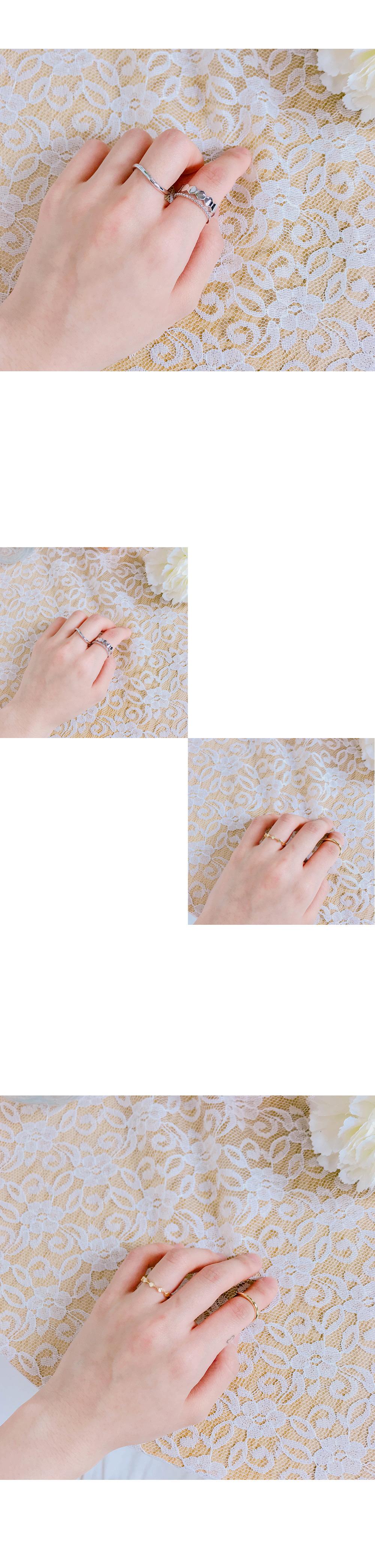 Honeybee Ring SET