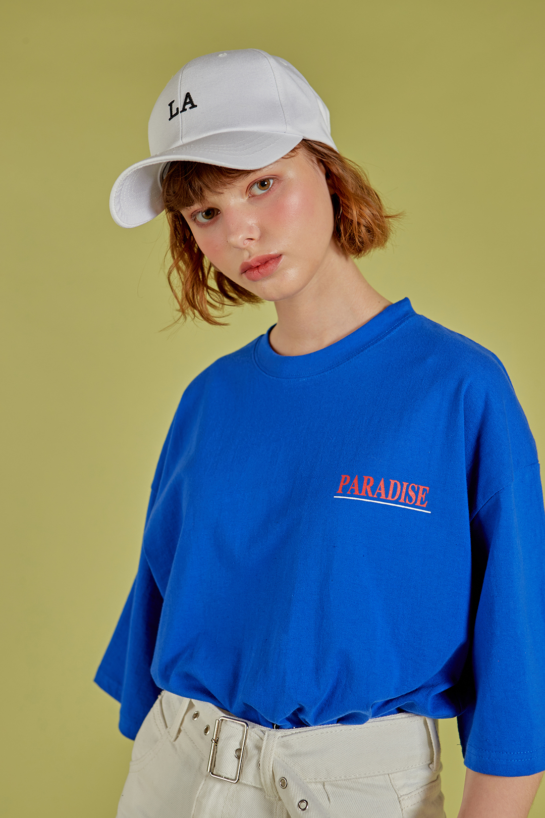 Paradise Overpaid T-shirt