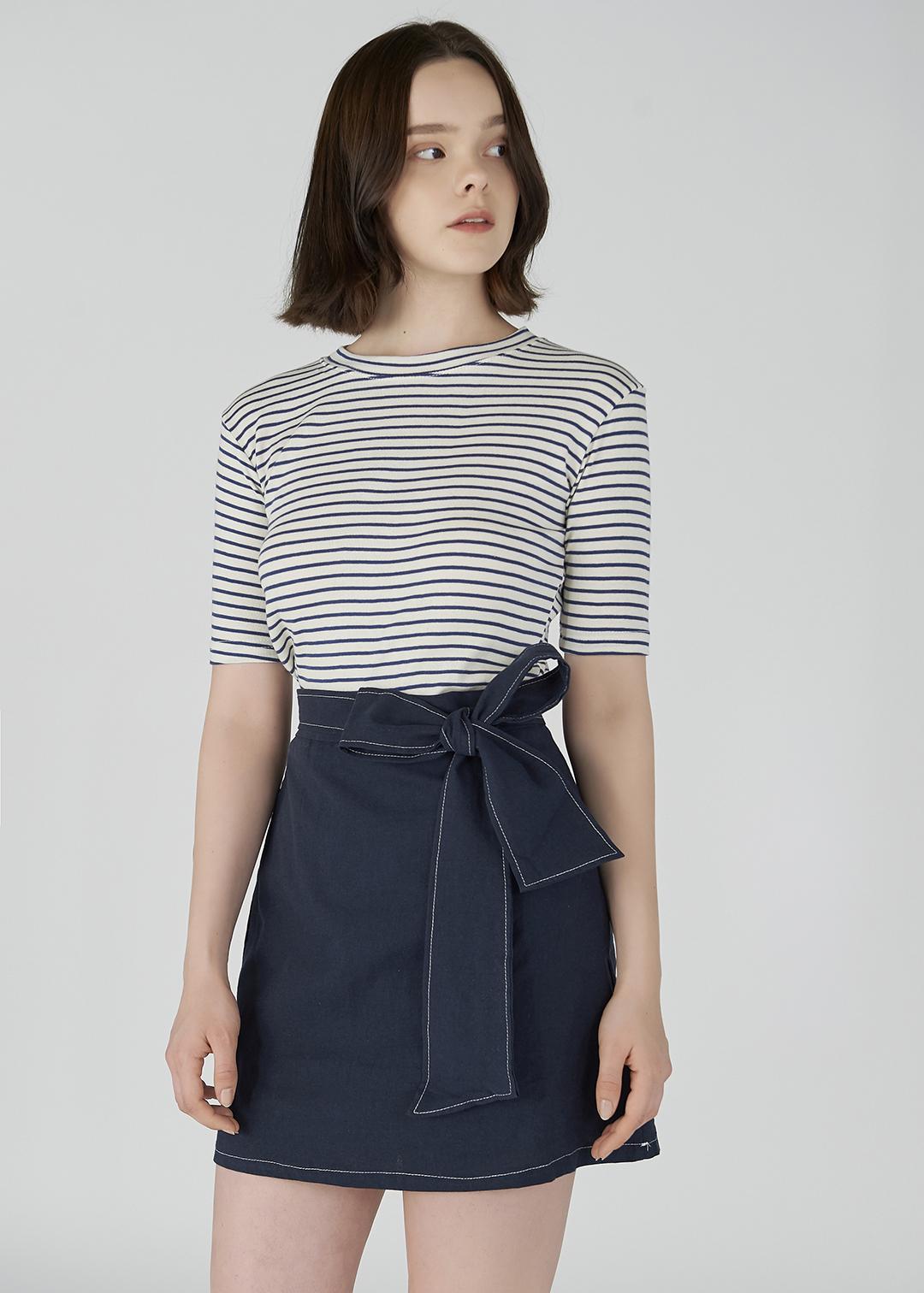 Stich Ribbon Skirt