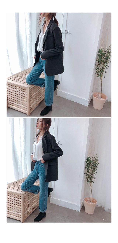 Classic mode non-single jacket