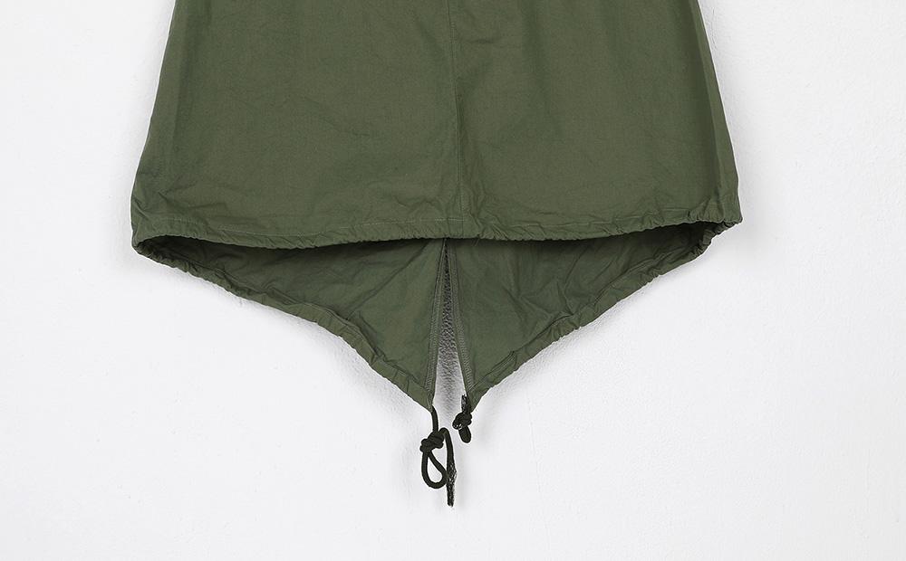 dark string wide skirt (3colors)