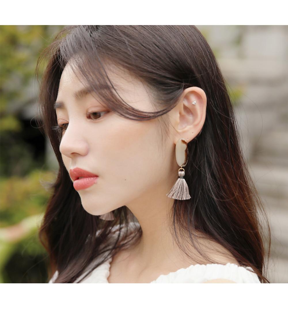 Mono tester -earring