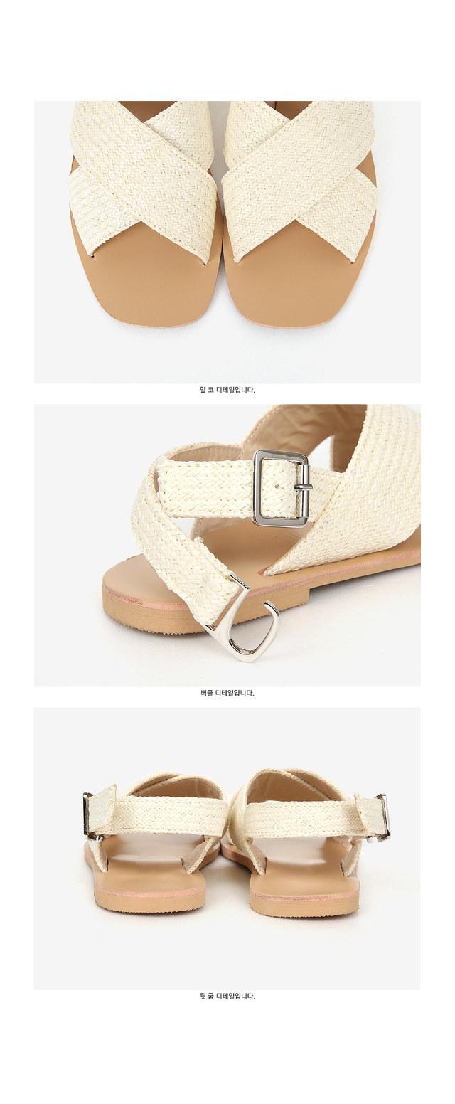 dire cross sandal (225-250)