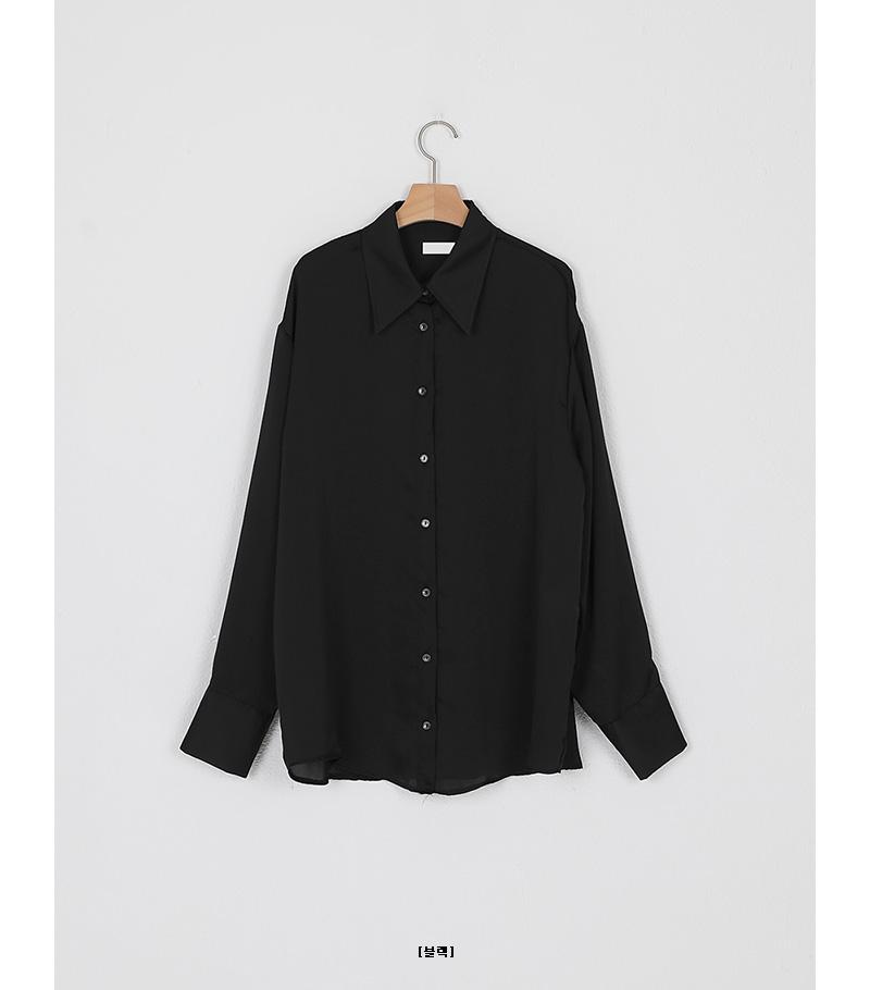 refined silk blouse (3colors)