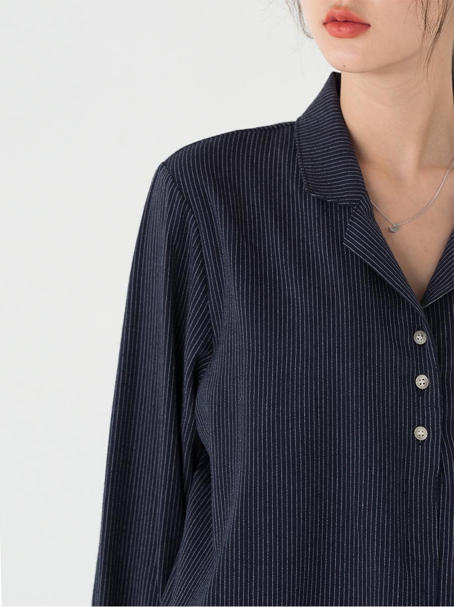 length stripe collar ops