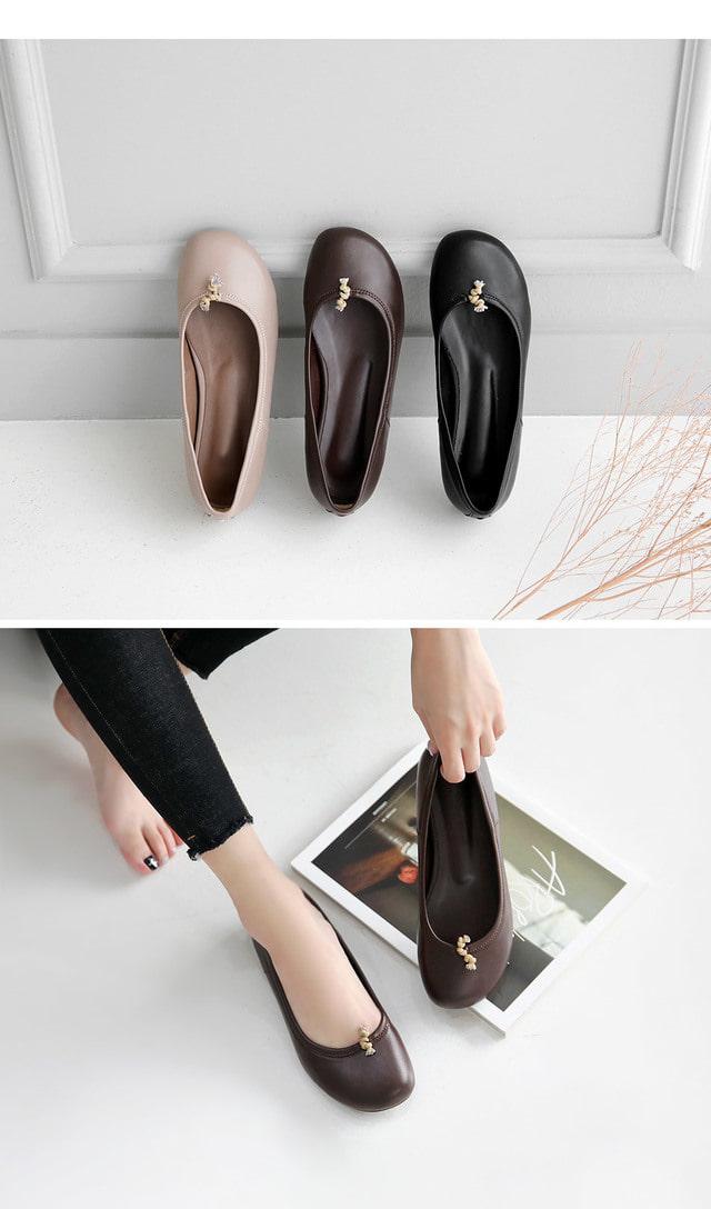 Serats Flat Shoes 1.5cm