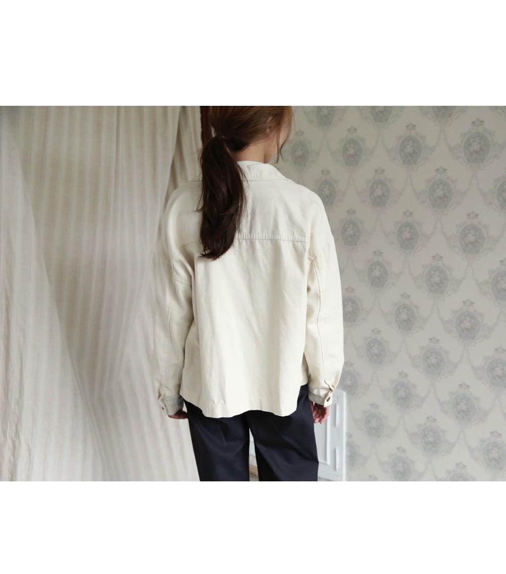 Cotton to Pocket Jacket